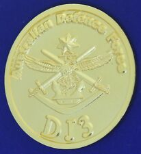 Australia Army Defense Force US Central Command DJ3 Challenge Coin M16