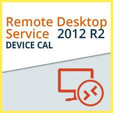 Microsoft Remote Desktop Services 2012 R2 - 1x DEVICE CAL