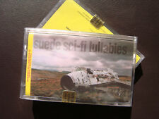 Suede - Sci-Fi Lullabies - double album AUDIO CASSETTE TAPES, New, Sealed, Rare