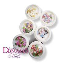 nail decoration kit Paper Flower