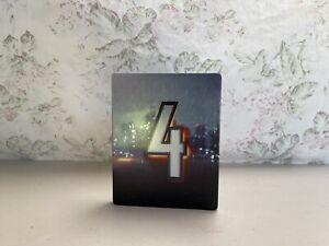 Battlefield 4 Limited Steelbook Case Promo