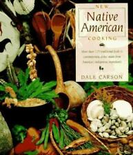 """Excellent Condition """"New Native Cooking"""" by Dale Carson 125 traditional recipes"""
