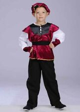 Kids Size Medieval Fairytale Prince Costume