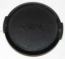 Front Lens Cap SAKAR 52mm