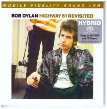 Bob Dylan , Highway 61 Revisited  (SACD, Hybrid Album, Limited Edition Numbered)