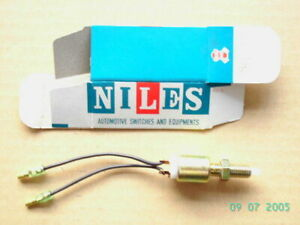 DATSUN 521/510/810/910 STOP LIGHT BRAKE SWITCH (JAPAN)(NOS) a