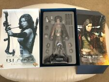 "Hot Toys 1/6 Blade Trinity MMS128 Abigail Whistler 12"" Action Figure"