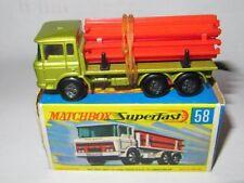 Matchbox Superfast DAF Diecast Trucks