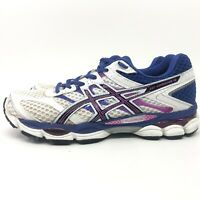 ASICS Gel-Cumulus 16 T489N Womens Running Sneakers Shoes Purple White Size 7.5