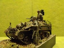 1/35 Built Model German Light Tank