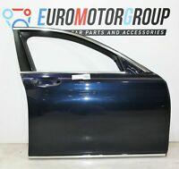BMW Porta Frontale Destro Anteriore Finestra 7er G11 G12 Blu Imperiale A89