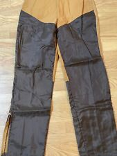 Cabelas upland hunting pants 32 W 32 L mens boys waterfowl brown