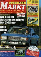 Markt 4/97 1997 Aermacchi BSA A65 Fiat Gamine Ford Consul Granada Morgan Pagode
