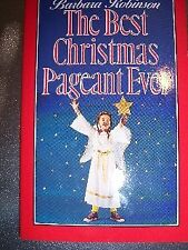 B000P14DXE The Best Christmas Pageant Ever