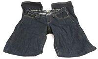 Lucky Brand Women's Jeans Easy Rider Dark Blue Wash Denim Size 4 / 27