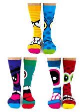 Men's United Odd The Stress Heads Gift Pack - 6 Socks