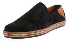 Kathamag 625 señores Slipper mocasines zapatos de piel verano espandrille cambio plantilla