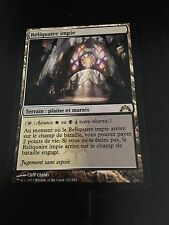 MTG MAGIC GATECRASH GODLESS SCHREIN (FRENCH RELIQUIENSCHREIN UNHEILIG) NM