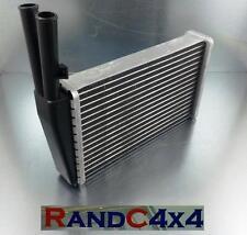 UTP1725 Land Rover Defender Heater Matrix Straight Pipes 200 300 TDI & TD5
