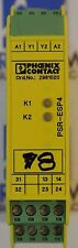 Phoenix Contact 2981020 Safety Relay PSR-SCP-24DC/ESP4/2X1/1X2