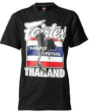Fairtex TST61 Muay Thai T-Shirt Thaiflag