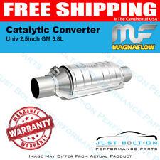 Magnaflow Catalytic Converter Univ 2.5inch GM 3.8L - #99306HM