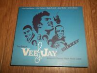 VARIOUS : THE STORY OF VEE-JAY - DOUBLE CD ALBUM EXCELLENT CONDITION