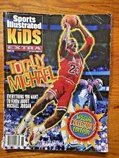Sports Illustrated for Kids Extra TOTALLY MICHAEL JORDAN Summer 1998 Vintage