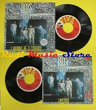 LP 45 7'' BOYS DON'T CRY I wanna be a cowboy Lipstick 1986 italy no cd mc dvd(*)