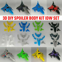 3D DIY Spoiler body set IDW KIT FOR Siege Starscream Thundercracker Skywarp NEW
