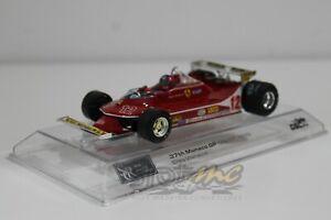 SRC 02205 Gilles Villeneuve Monaco GP 1979 1/32 #NEW#