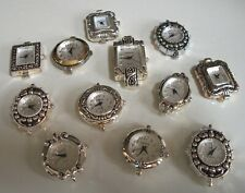 12 Pcs Women's Wholesale Buy Fashion Watch Faces For Beading Or Other Use