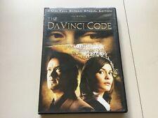 New listing Dvd - The Da Vinci Code - 2-Disc Full Screen Special Edition - Tom Hanks