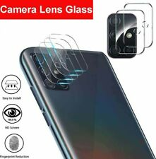 For Samsung A10 A20 A20S A50 A51 A71 5G 4G Tempered Glass Camera Lens Protector