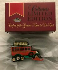 Matchbox Limited Edition 1922 Christmas Scania Vabis Post Bus - North Pole Mail