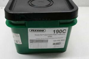 FLEXCO BOLT SOLID PLATE FASTENERS (140E 140C 190E 190C  1½E  2E) QUICK FIT