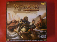 Wolsung Board Game - Kuznia Gier - Rare and Out of Print