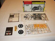 MOTO CZ 400 CROSS - POLISTIL  - 1974 - SCALA 1:12 - KIT - MINT/BOX - MOLTO RARO