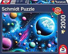 Captivant Cosmos Schmidt 58290 Qualité Supérieure Puzzle 2000-P'ce 10 ans+