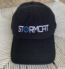 Storm Cat Horse Racing Hat