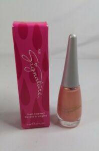 NOS Mary Kay Nail Enamel Pink Frills 495600 .33 FL. Oz.  🆕 Read Details