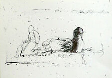 Surrealist Drawing HUMAN CONDITION people amusing art FREDERIC BELAUBRE 2021