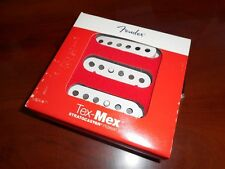NEW Fender Stratocaster Tex-Mex Pickup Set, 099-2131-000