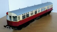 SanCheng Tower Brass Gauge 1 A30 Autocoach Finished In BR Crimson/Cream