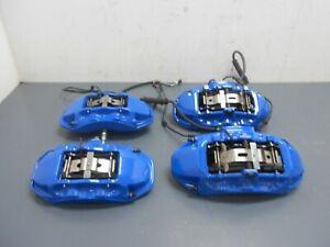 15 16 17 18 19 Chevy Corvette C7 Z06 Z07 Brembo Ceramic Caliper Set #0651