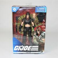 "G.I. Joe Classified Series 6"" Action Figure Zartan"