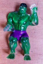 """Vintage Marvel The Hulk Movie Plastic Figurine. Nestle. 2.5"""" Tall. Collectable"""