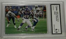 2008 Upper Deck Adrian Peterson Vikings Card #104 NM-MT 8.5 BY GMA