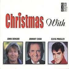 Christmas with Elvis Presley, Johnny Cash, and John Denver [Box] by Various Art…