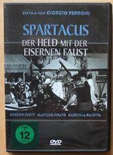 Spartacus - Der Held mit der eisernen Faust - DVD